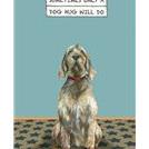Dog Hug card