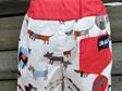 Dog Shorts Size 5