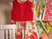 Doll Dresses Panel