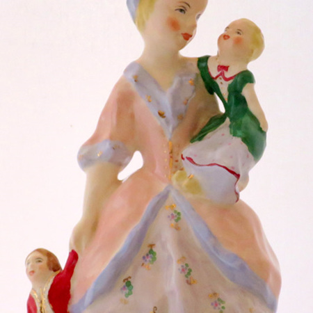 Doll's Mother ornament