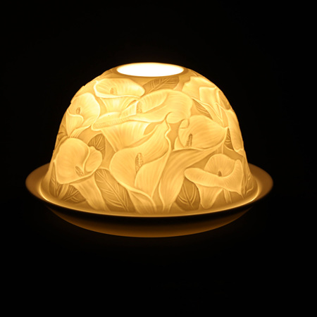 DOME TEALIGHT LAMPS