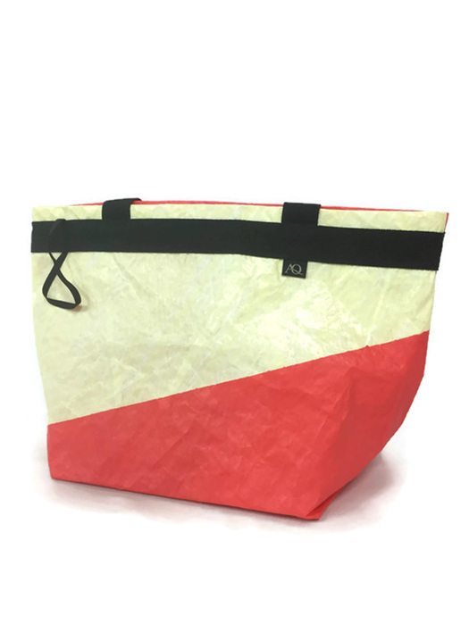 Dongfeng sail shopping bag from Volvo Ocean race