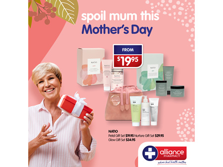Don't forget Mum this Mother's Day!