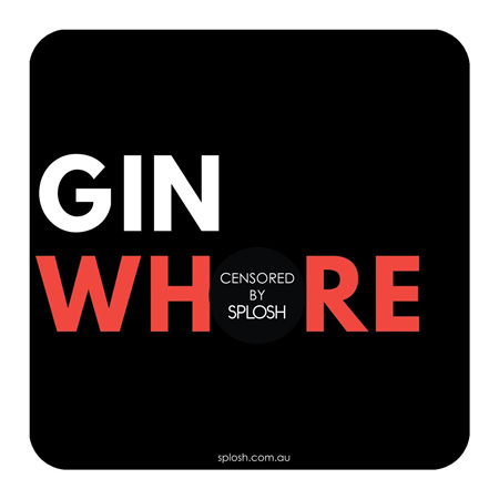DONT HOLD BACK-COASTER-GIN