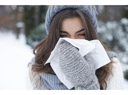 Don't Suffer With a Cold