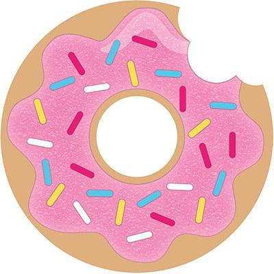 Donut invitesx8