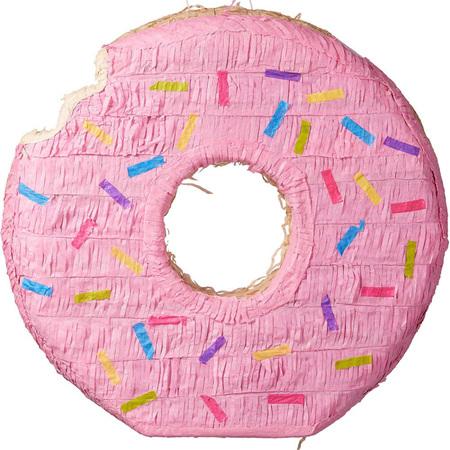 Donut party pinata.