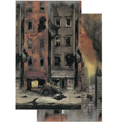 Doomsday Buildings - Room Roll Scene Setters