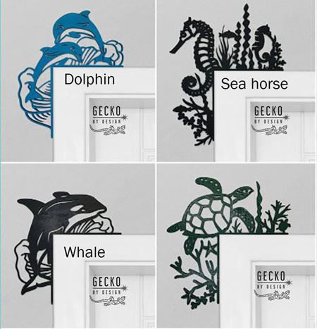 Door Trims - Under the Sea Collection