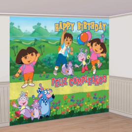 Dora Giant Decorating Kit
