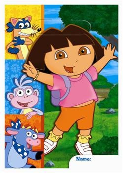 Dora Loot Bags (8)