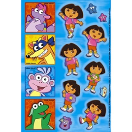 Dora - Stickers