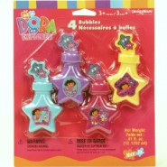 Dora the Explorer - Bubbles pack of 4