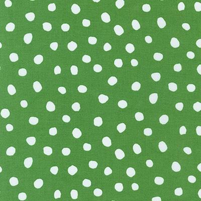 Dot & Stripe Delight - Green Dot