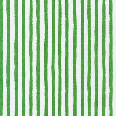 Dot & Stripe Delight - Green Stripe