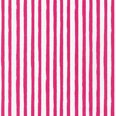 Dot & Stripe Delight - Hot Pink Stripe