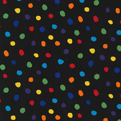 Dot & Stripe Delight - Multi Dot