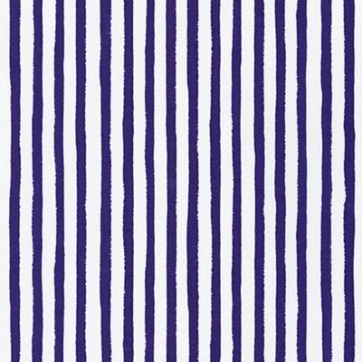 Dot & Stripe Delight - Purple Stripe
