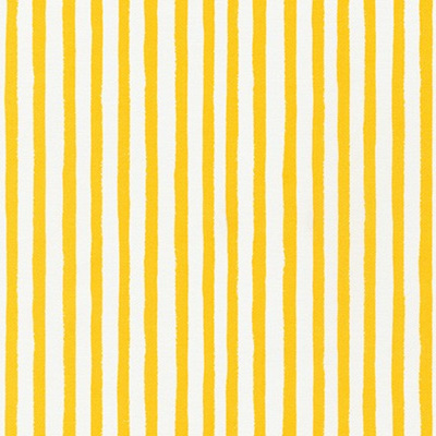 Dot & Stripe Delight - Yellow Stripe