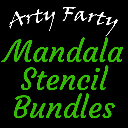 Dotting Stencils - Bundles