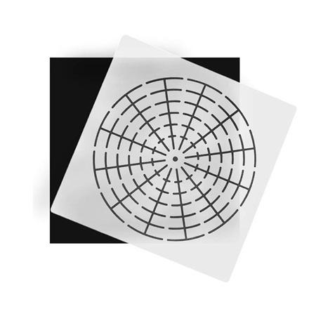 Dotting Stencils - Target Set