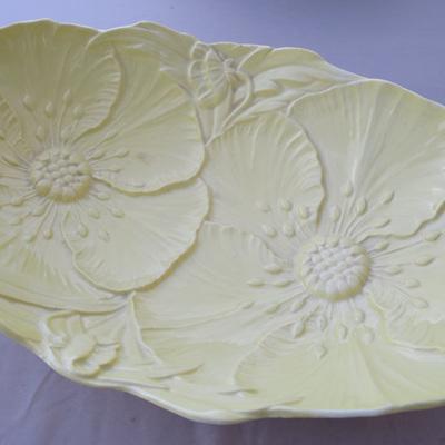 Double buttercup bowl