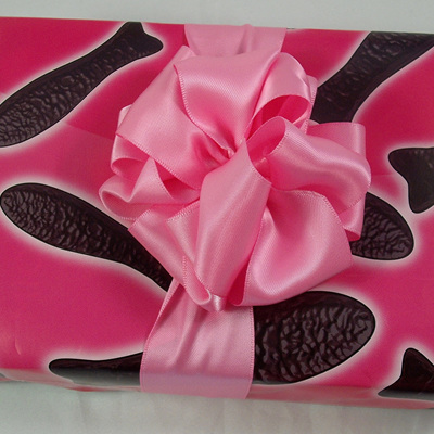 Double-Sided Satin Ribbon: Pretty in Pink