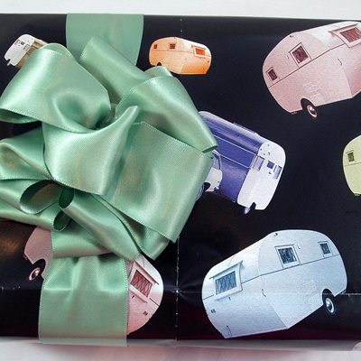 Double-Sided Satin Ribbon: Sage Green