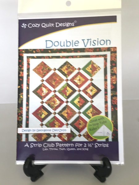 Double Vision Quilt Pattern