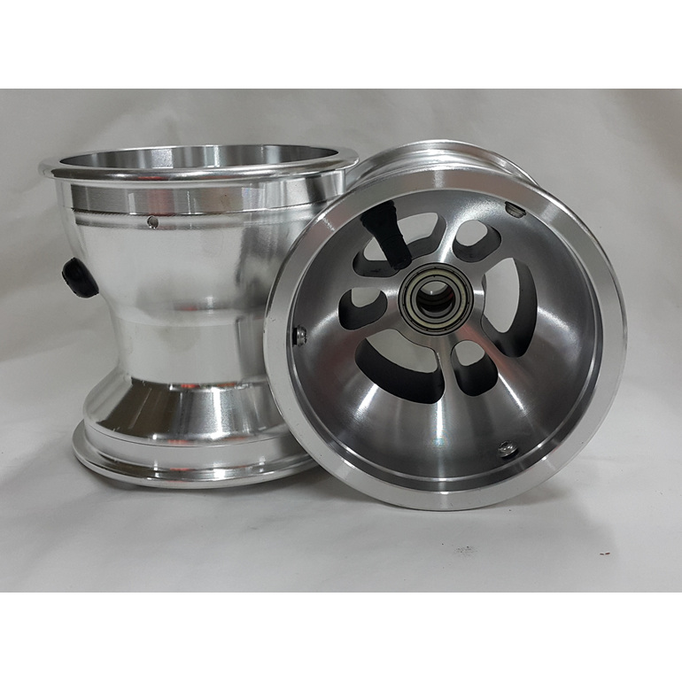 "Douglas Litecast 5"" wide, 5"" diameter"