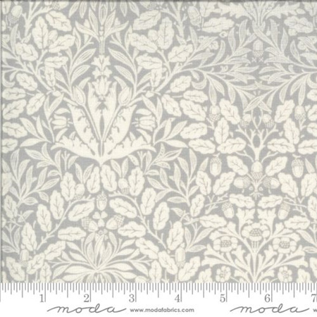 Dover Acorn Damask Grey 18701-13
