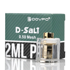 Dovpo D SALT Replacement Pod