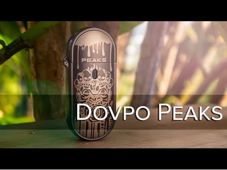 Dovpo Peaks 15W 650mAh Pod System