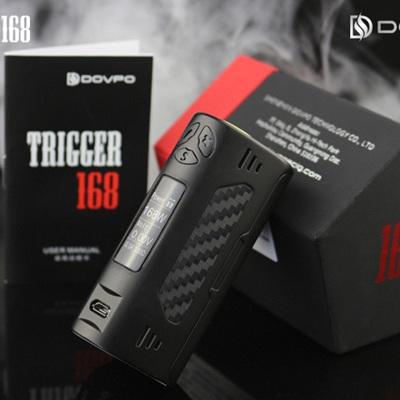 DOVPO TRIGGER 168w TC Box Mod