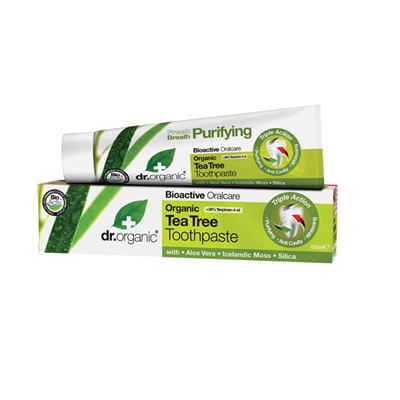 Dr.O Tea Tree Toothpaste 100ml