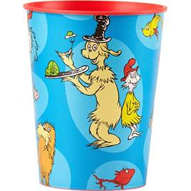 Dr. Seuss souvenir cup