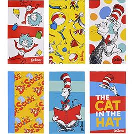 Dr. Seuss notepads