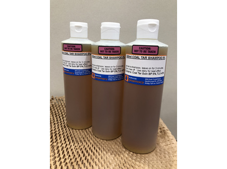 Dr Gould's Coal Tar Shampoo