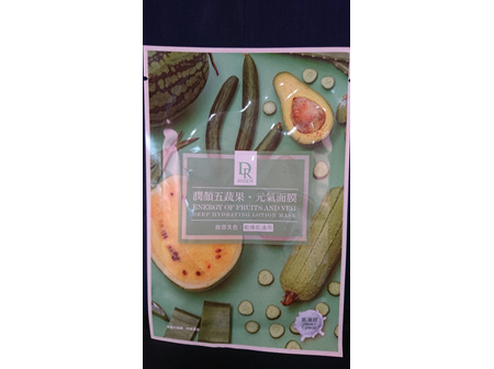Dr Hsieh Energy of Fruits and Veg - Deep Hydrating Lotion Mask (Single)
