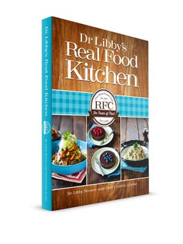Dr Libby Real Food Kitchen (autographed)