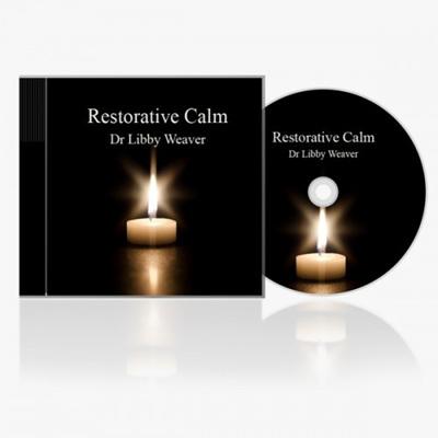 Dr Libby Restorative Calm CD