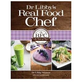 Dr Libby's Real Food Chef (autographed)