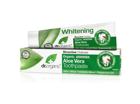 Dr.O Aloe Vera Toothpaste 100ml