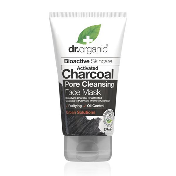 Dr Organic Charcoal Face Mask - 125ml
