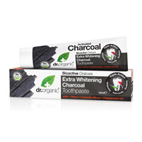 Dr Organic CHARCOAL TOOTHPASTE 100ML