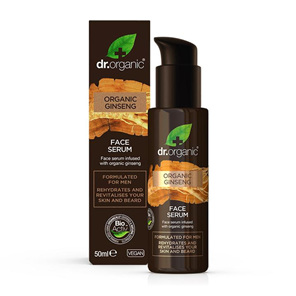 Dr Organic Ginseng Face Serum 50ml
