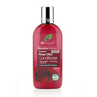 Dr Organic Rose Otto Conditioner 265ml