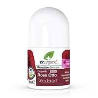 Dr Organic - Rose Otto Deodorant 50ml