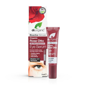 Dr Organic Rose Otto Eye Serum 15ml