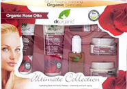 Dr Organic ROSE OTTO ULTIMATE GIFT PACK LTD OFFER